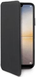 Celly Prestige knížkové pouzdro pro Huawei P20 Lite, černá