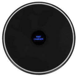 Ja Electronics UFO 2 bezdrátová nabíječka, černá