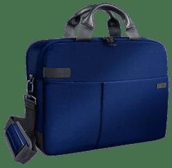 """Leitz taška 15,6"""" modrá"""