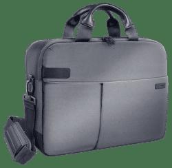 """Leitz taška 15,6"""" stříbrná"""