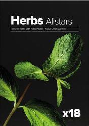 Plantui Herbs Allstars Výběr nejlepší bylinky (18ks)