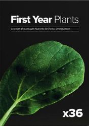 Plantui First Year Plants Výběr na první rok (36ks)