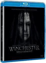 Winchester: Sídlo démonů - Blu-ray film