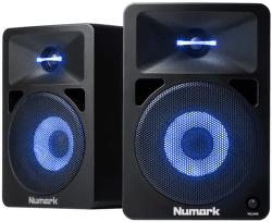 Numark N-Wave 580L černé (1 pár)