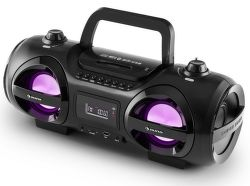 Auna Soundblaster M Boombox černý