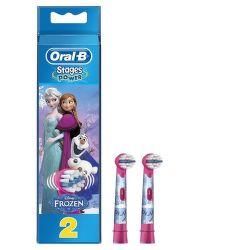 Oral-B EB10-2 Kids Frozen náhradní kartáčky (2ks)