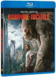 Rampage: Ničitelé - Blu-ray film