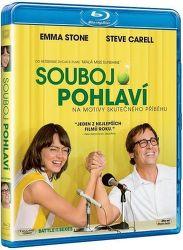 Souboj pohlaví - Blu-ray film