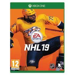NHL 19 Xbox One hra