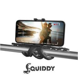 Celly Squiddy černý, flexibilní držák