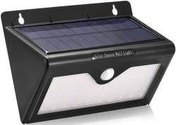 iQtech Car LED Solární svetlo 46