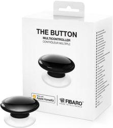 Fibaro Button HomeKit černé tlačítko (FGBHPB-101-2)