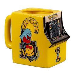 Pac Man Shaped Mug