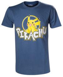 Pokémon Pikachu S modré