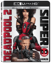 Deadpool 2 - Blu-ray + 4K UHD film
