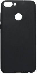 Mobilnet gumové pouzdro pro Huawei P Smart, černé
