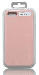 Mobilnet silikonové pouzdro pro Apple iPhone 7/8, růžové