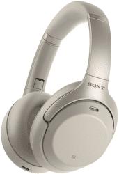 Sony WH-1000XM3 stříbrná