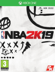 NBA 2k19 - Xbox One hra