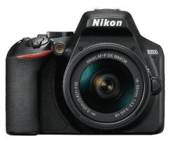 Nikon D3500 + AF-P DX NIKKOR 18-55 mm