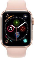 Apple Watch Series 4 40mm zlatý hliník/sportovní růžový řemínek