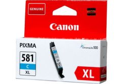 Canon INK CLI-581XL C BL SEC modrá
