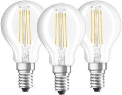 OSRAM CL P 4W/827 E14 LED žárovka