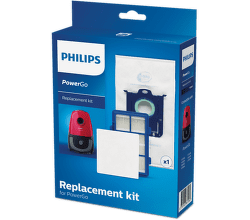 Philips FC8001/01 sada příslušenství pro vysavače Power Go