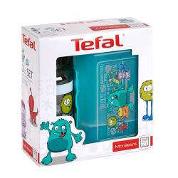 Tefal K3169214 Kids láhev (400ml) + box na jídlo