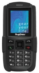 RugGear RG129 černý