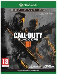 Call of Duty: Black Ops IV Pro Edition - Xbox One hra