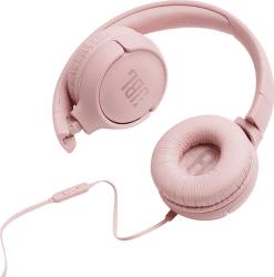 JBL Tune 500 růžová