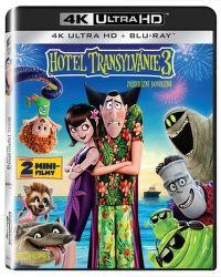 Hotel Transylvánie 3: Příšerózní dovolená - Blu-ray + 4K UHD film