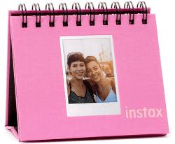 Fujifilm Instax Twin Mini Flip Album, růžová