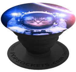 PopSockets držák na chytrý telefon, Catstronaut