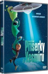 Příšerky z vesmíru - DVD film