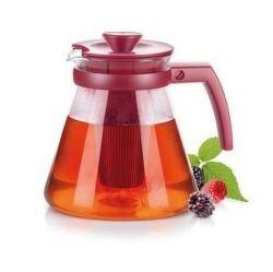 Tescoma Teo Tone červená konvice na čaj (1,25L)