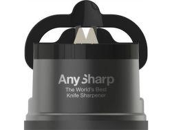 Anysharp ASKSPROGUN tmavě-šedý brousek na nože