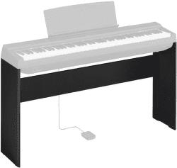 Yamaha L-125 černý stojan pro piano