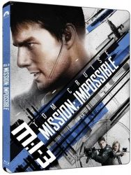 Mission: Impossible 3 (Steelbook ) - Blu-ray + 4K UHD film
