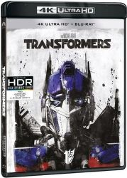 Transformers - Blu-ray + 4K UHD film