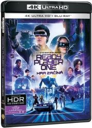 Ready Player One: Hra začíná - Blu-ray + 4K UHD film