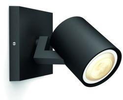 Philips Hue Runner 53090/30/P8 Ext. bodové svítidlo, Černá
