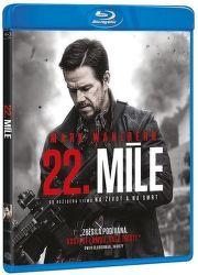 22. míle - Blu-ray film