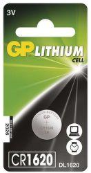 GP CR1620 3V B1570 (1ks)