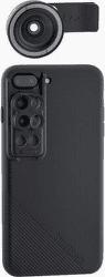 ShiftCam 2.0 Pro Lens + širokoúhlý objektiv Pro Lens pro iPhone 7+/8+, černá