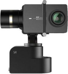 Yi 4K akční kamera + Yi Handheld Gimbal, černá