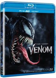 Venom - 2D+3D Blu-ray film
