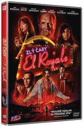Zlý časy v El Roya - DVD