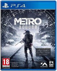 Metro Exodus PS4 hra